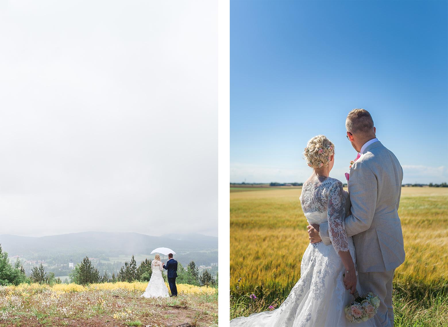 Bröllopsfotograf i Eksjö Nässjö Jönköping