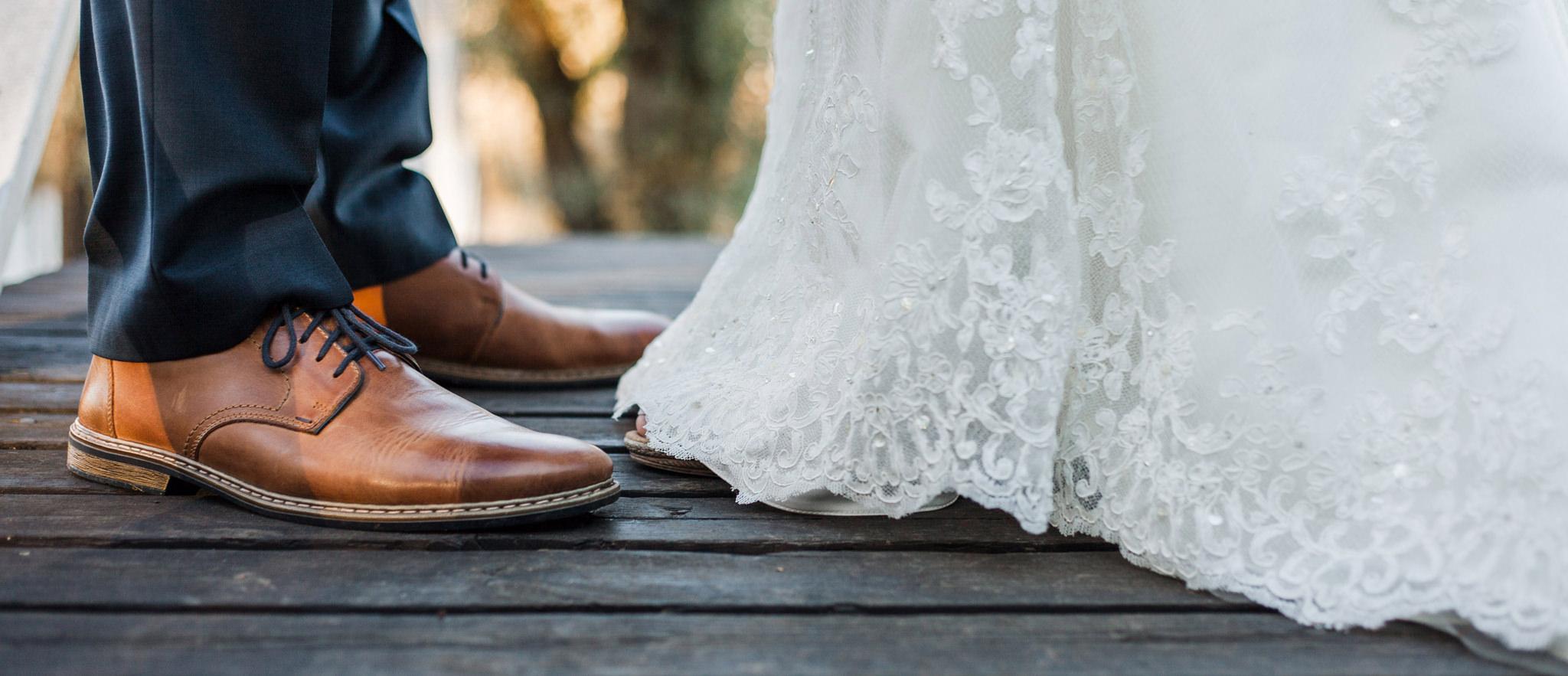 Bröllopsfotografering höstbröllop i Kumla vid Goda Rum