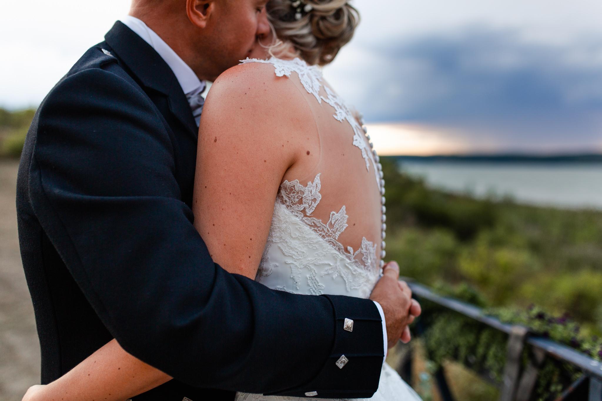 Skotskt bröllop på Mauritsberg Slott Vikbolandet