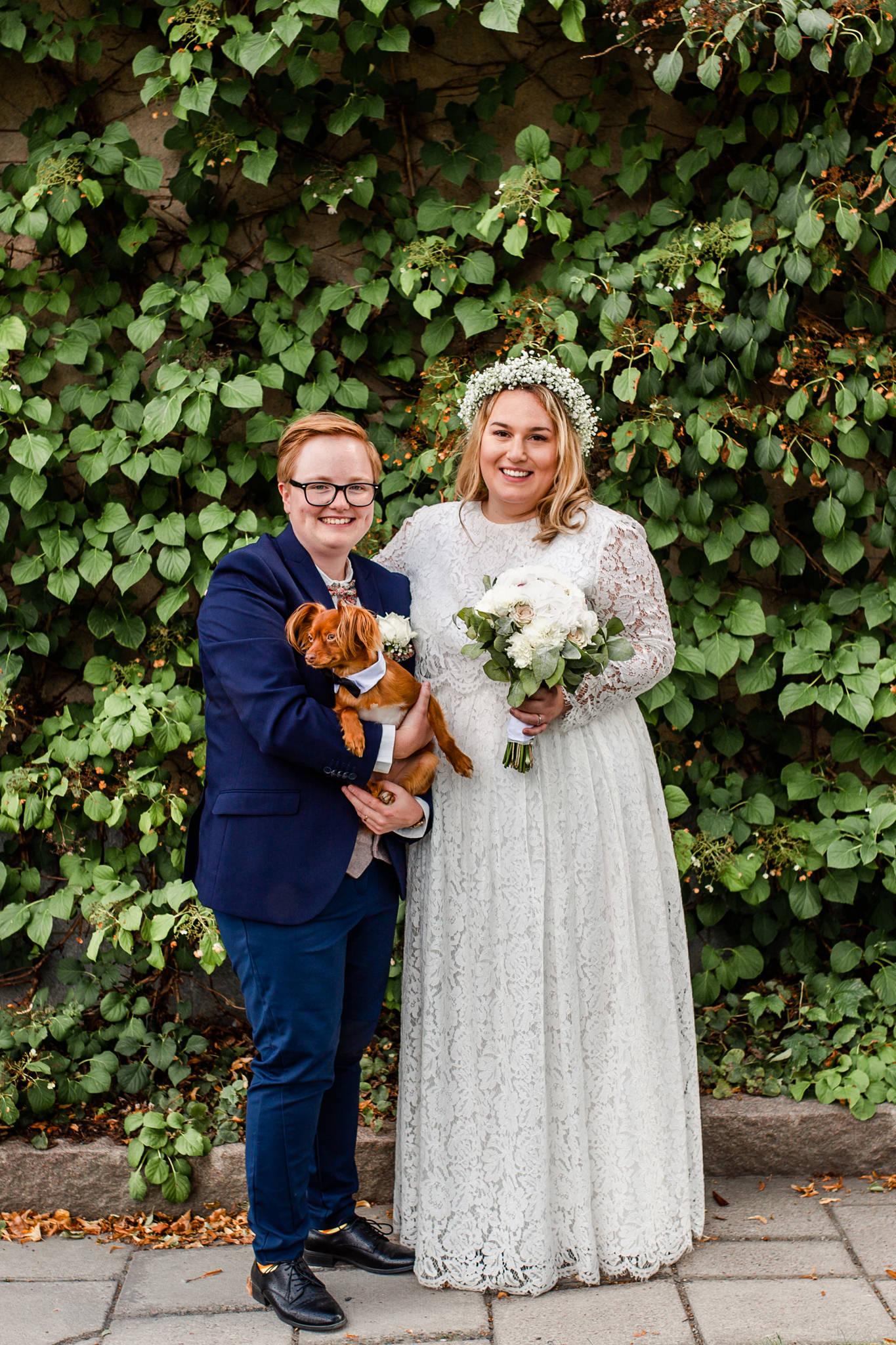 Bröllop i Norrtälje