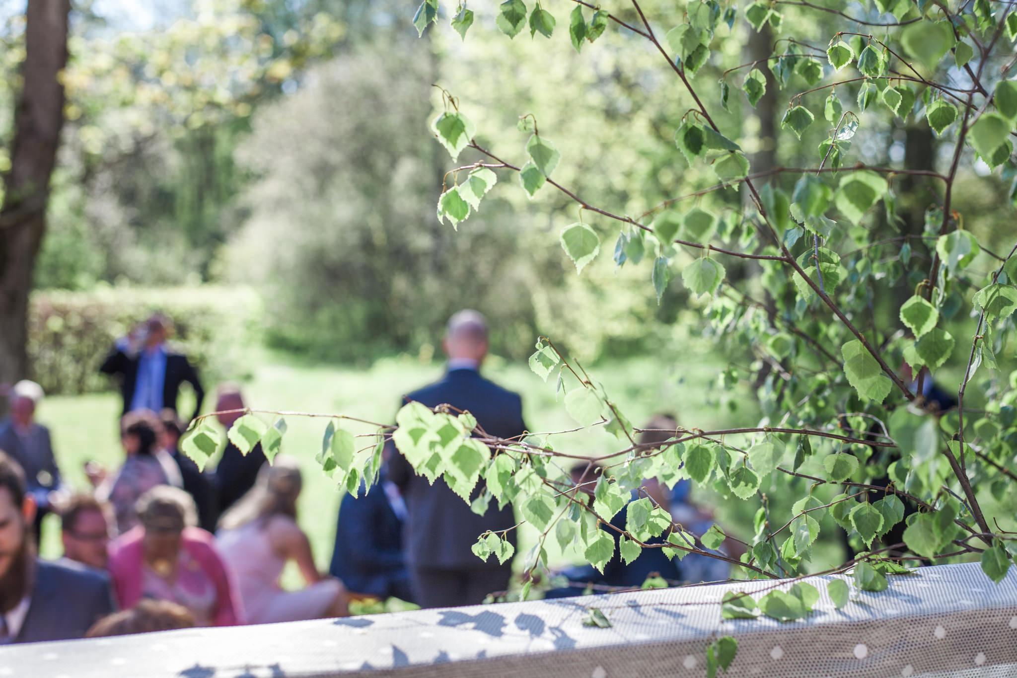 Mingel på bröllop vid Slattefors Magasin i Linköping
