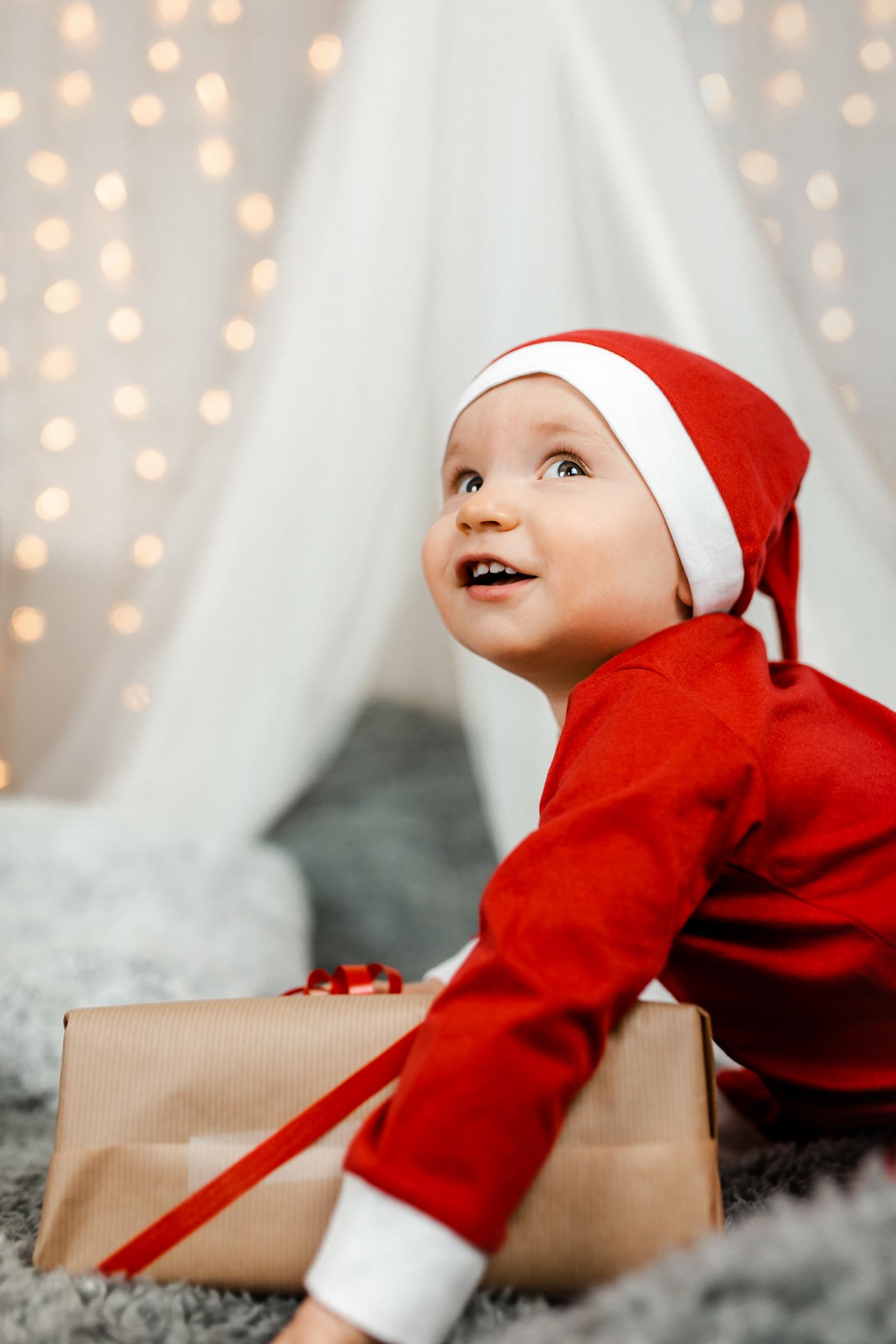 Julkortsfotografering i Eksjö