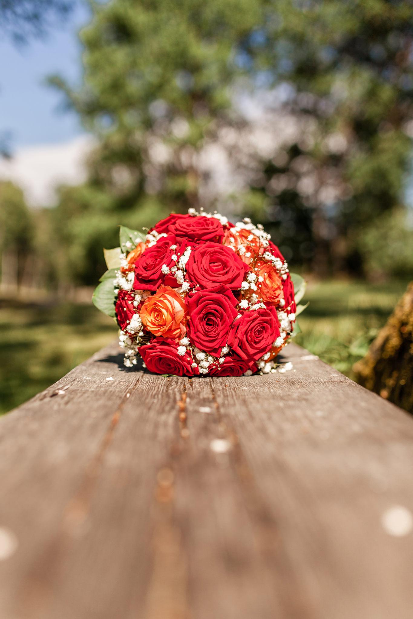 Bröllop i Tivedstorp