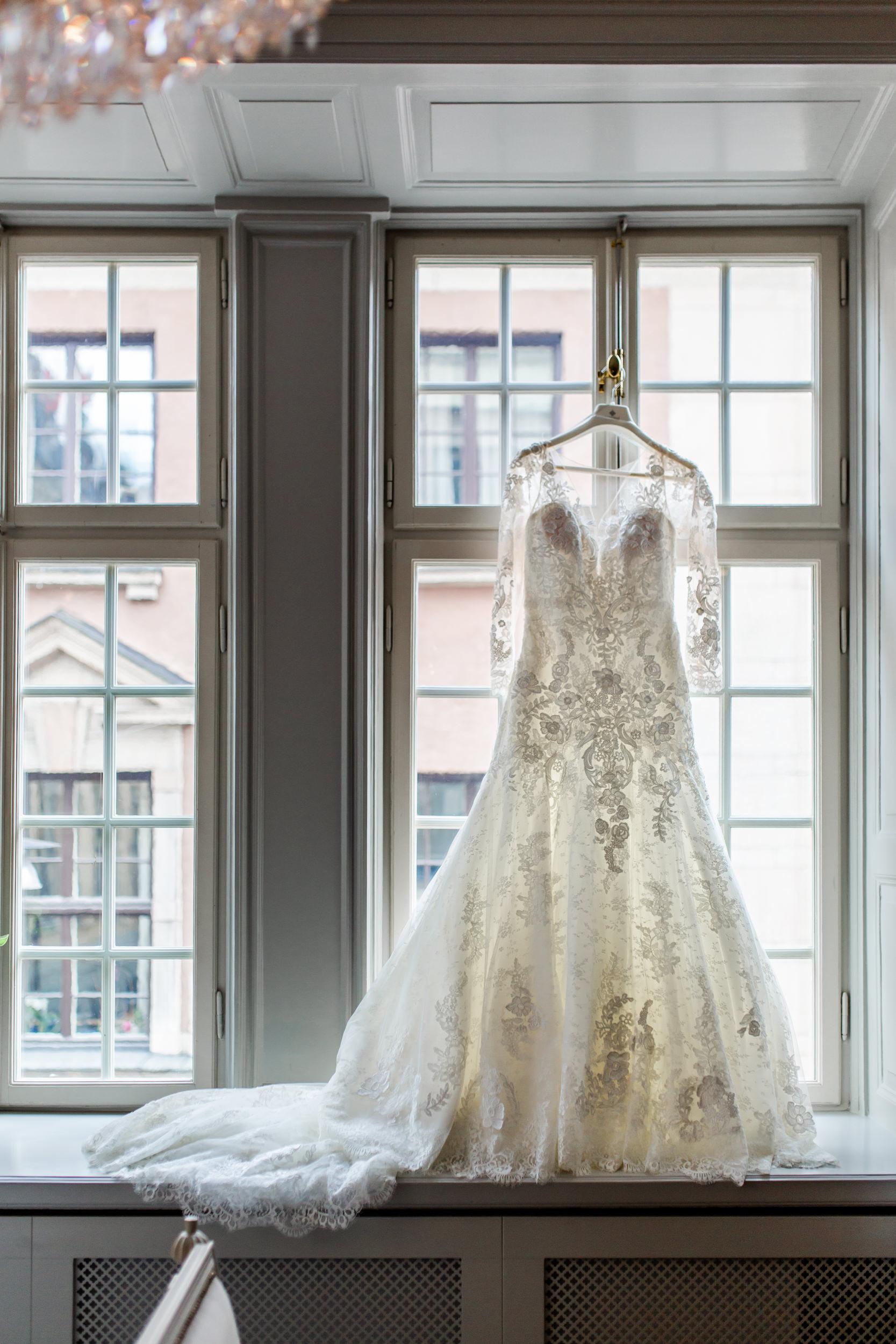 Brudklänning i Stockholm
