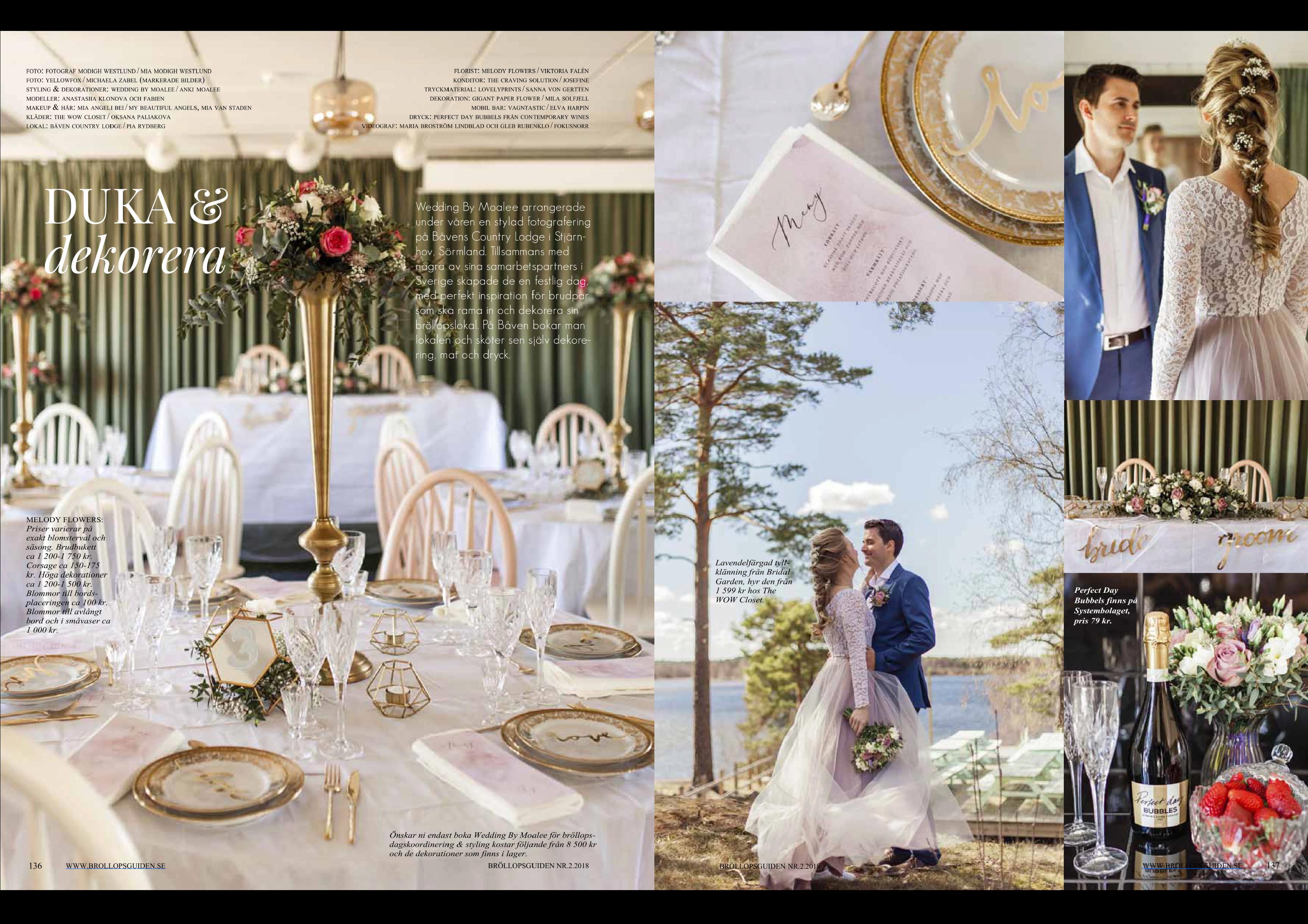 Publicerad i Bröllopsguiden