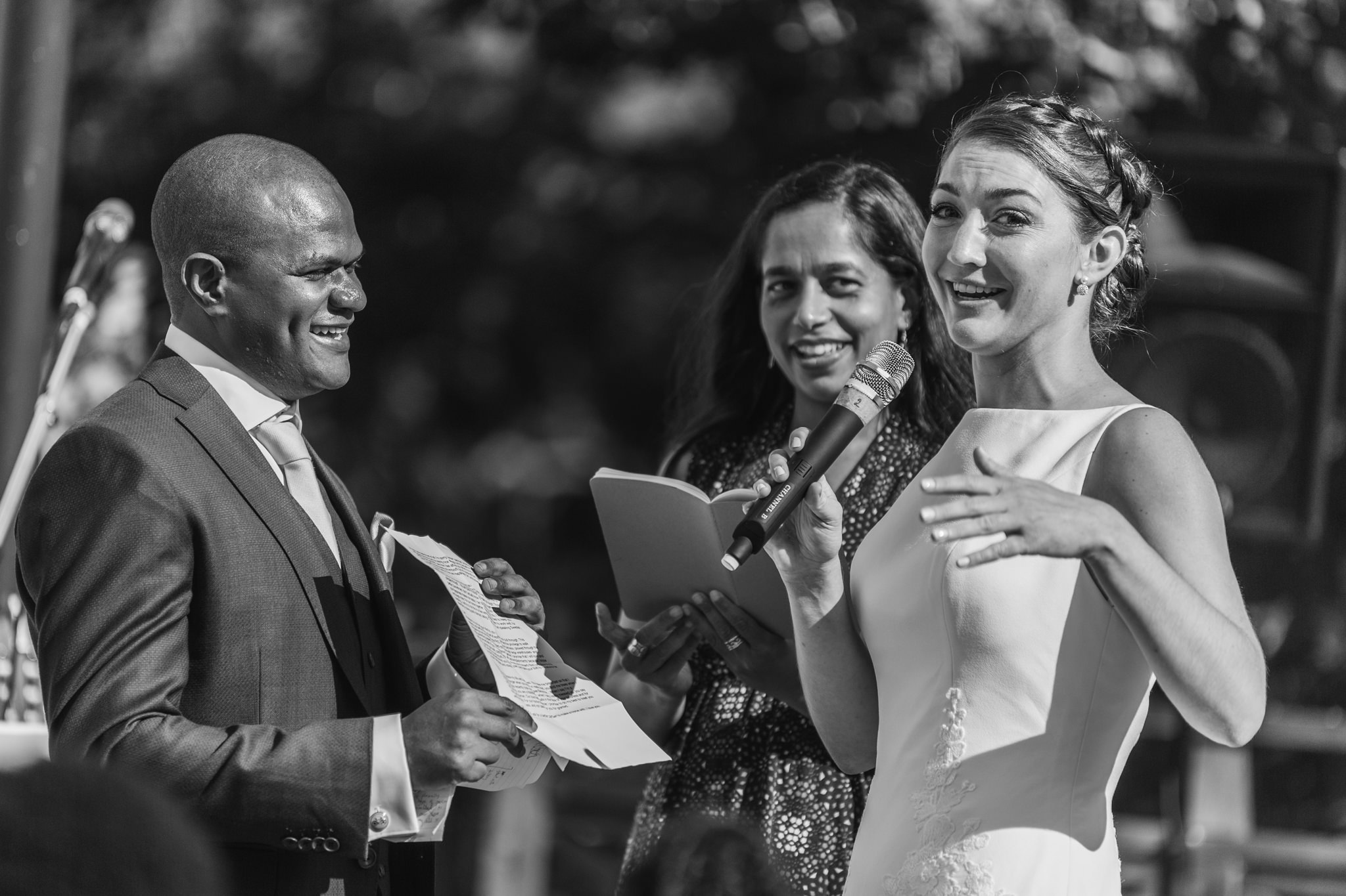Bröllop i Norrtälje på Barnens Ö
