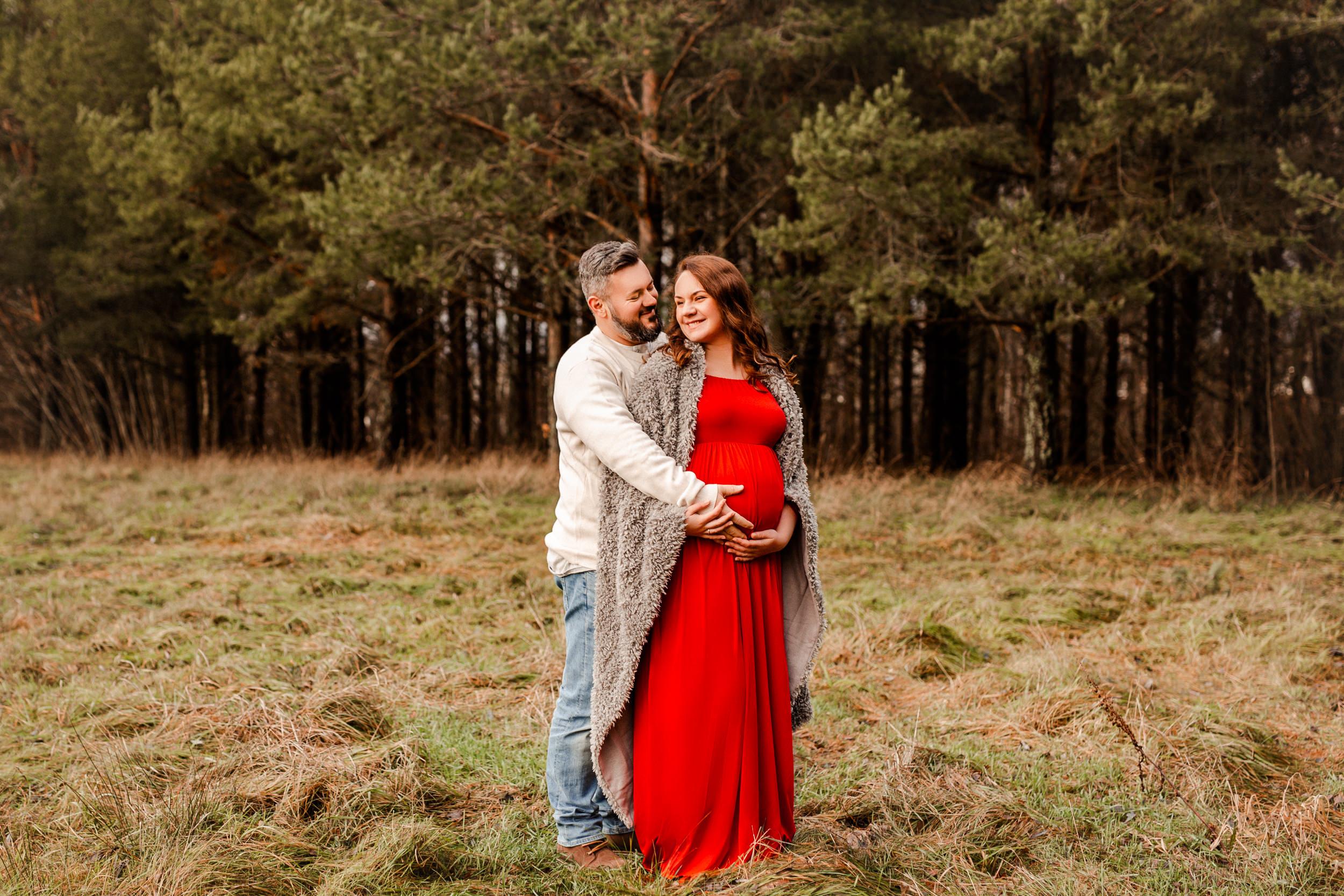 Gravidfotografering i Eksjö