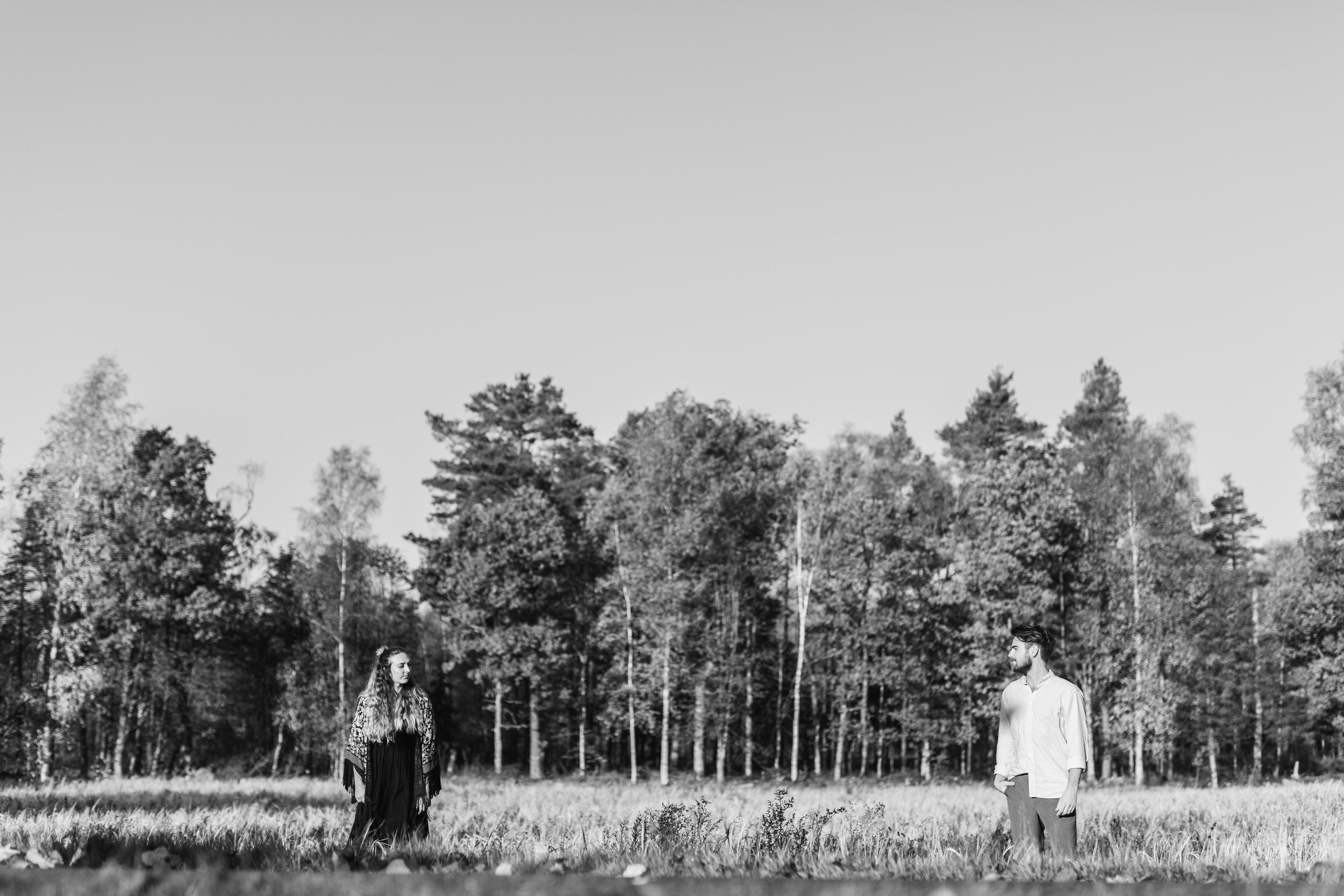 Parfotografering i Småland