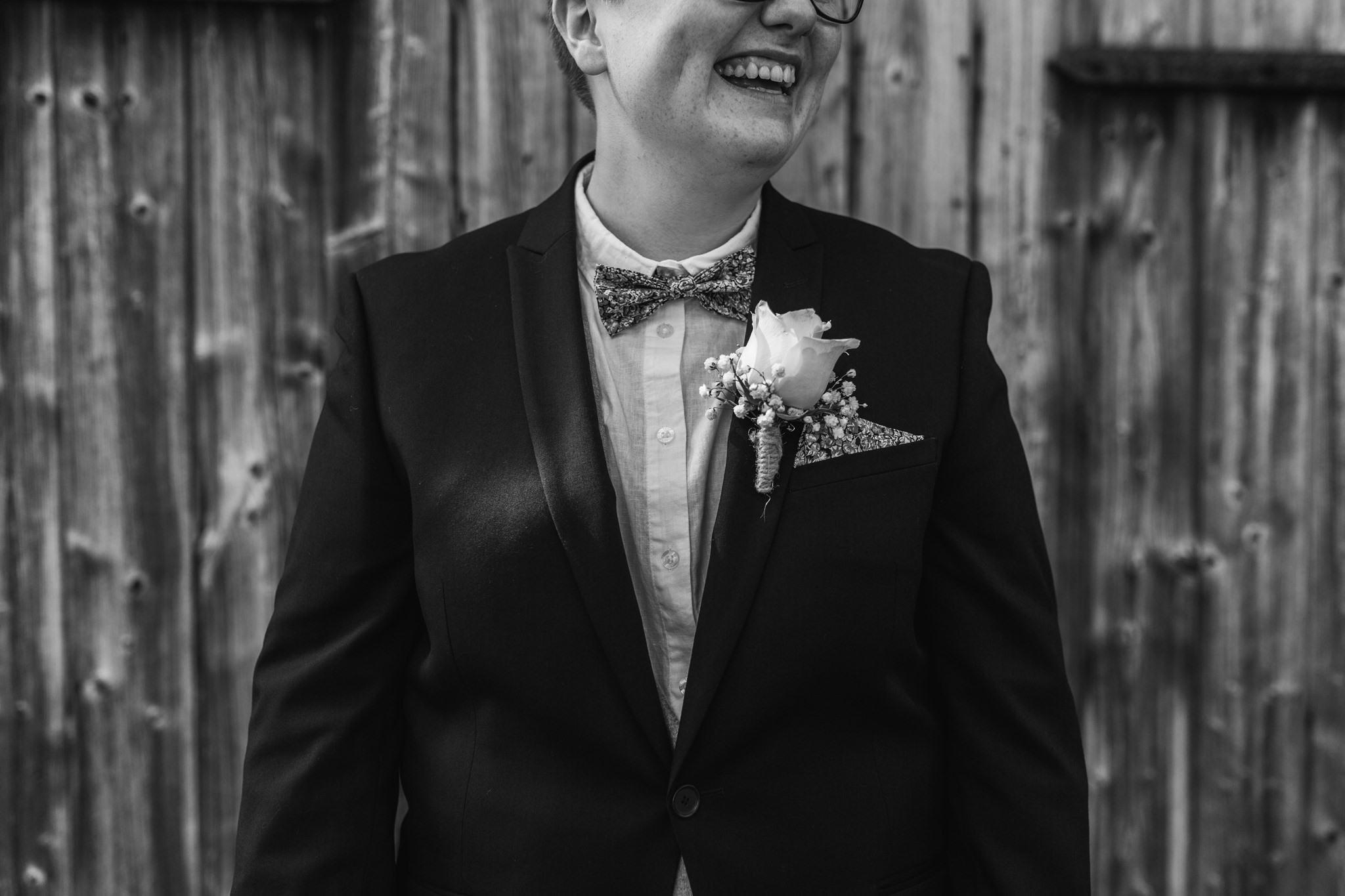 Samkönat bröllop i Norrtälje