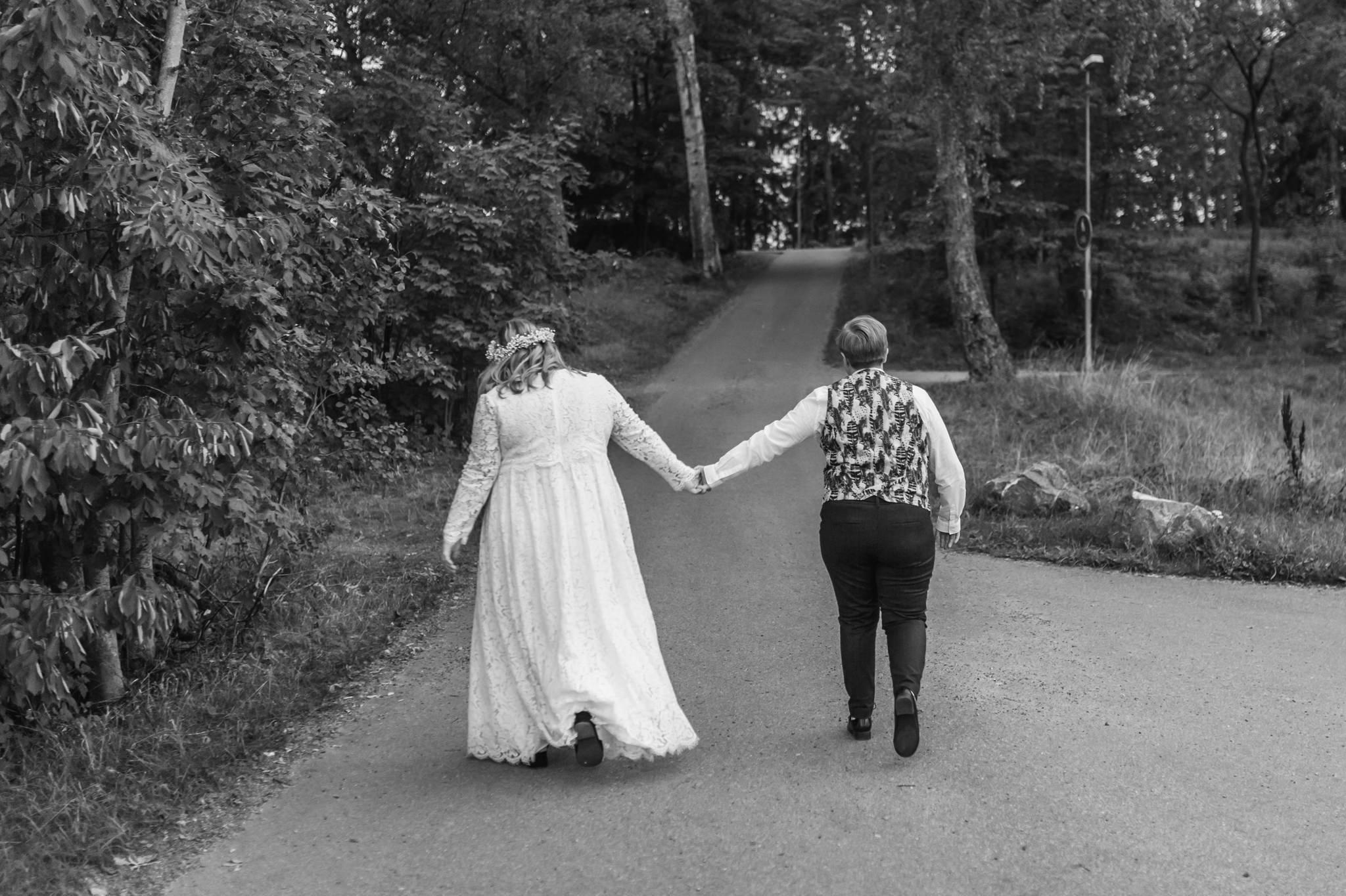 b5db9d7c5551 Samkönat bröllop | Bröllopsfotograf i Södra Sverige | Göteborg Stockholm