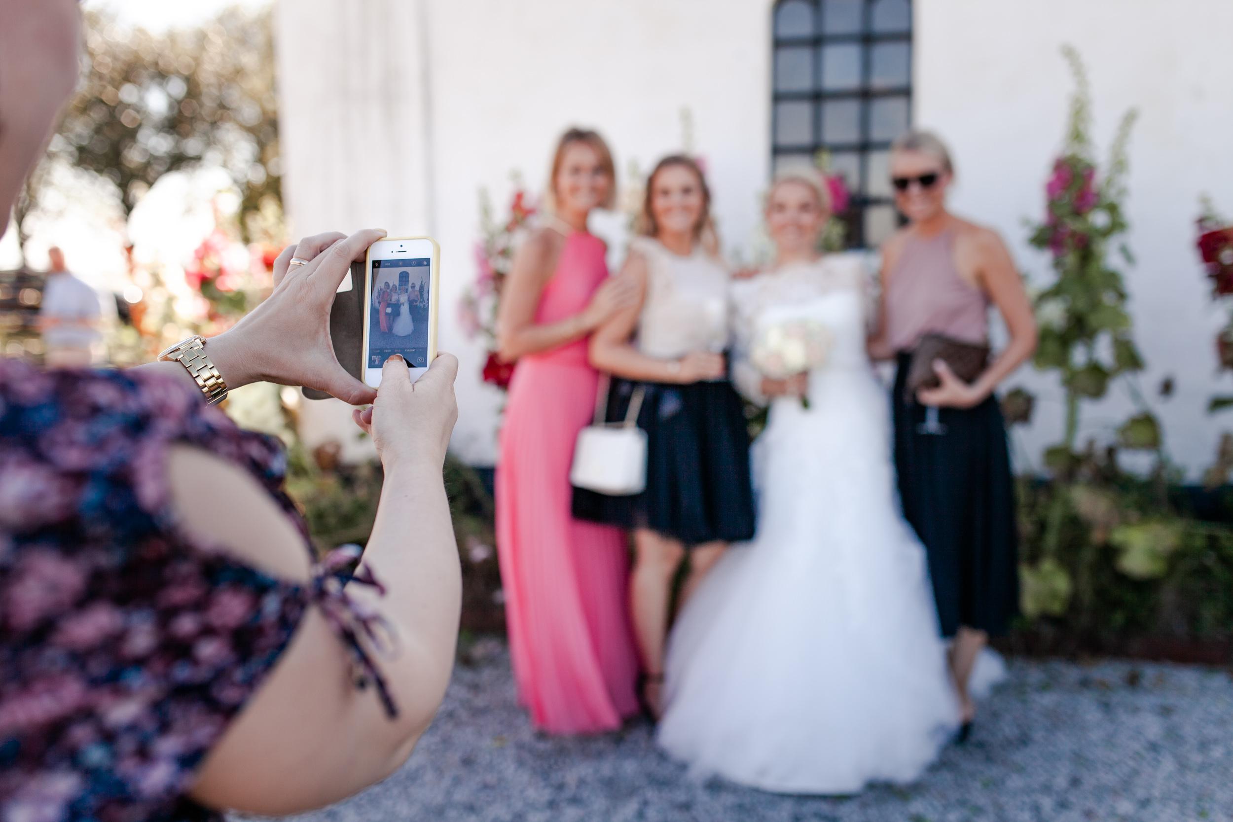 Bröllop på holmanäs gård