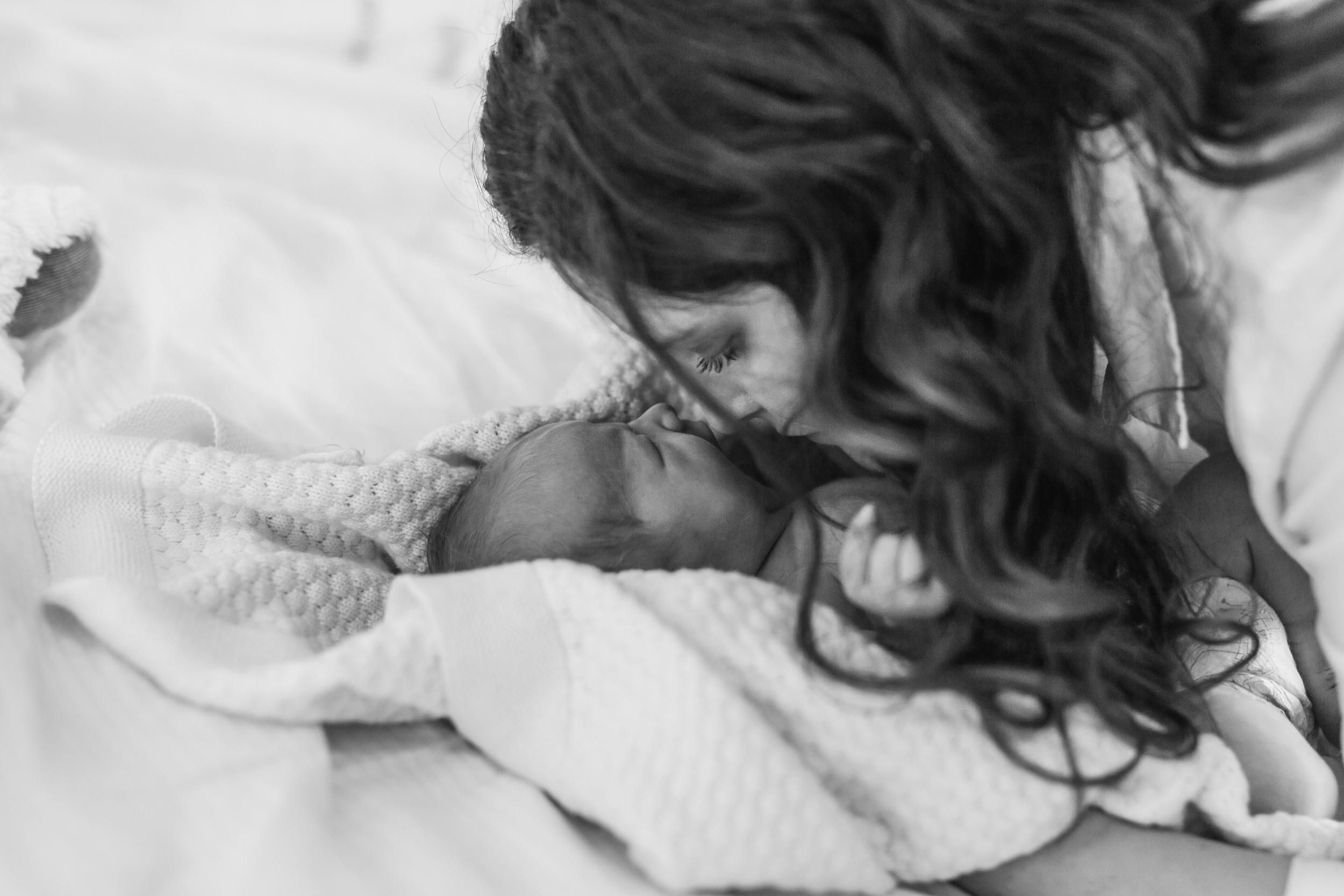 Nyföddfotograf i Eksjö