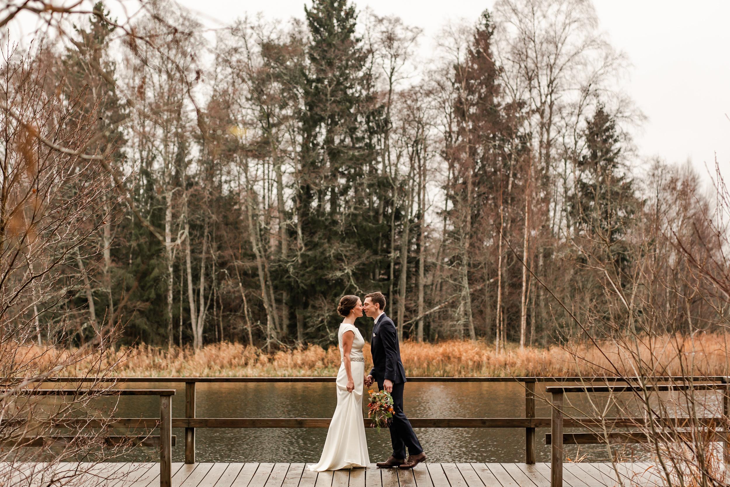 höstbröllop