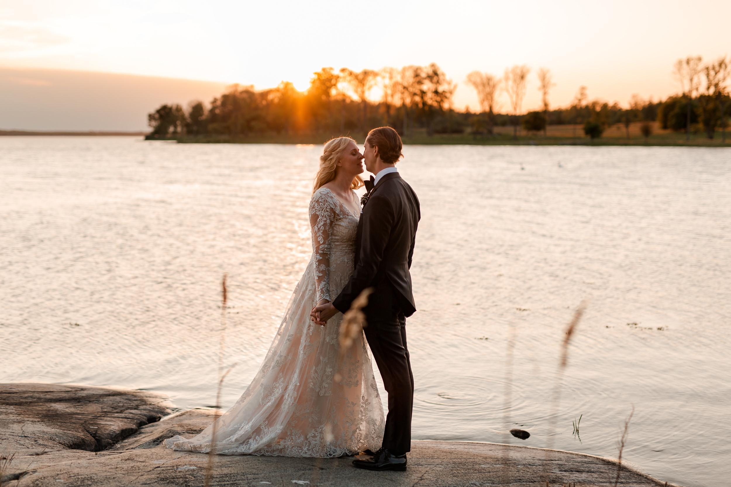 Bröllop på Lidö