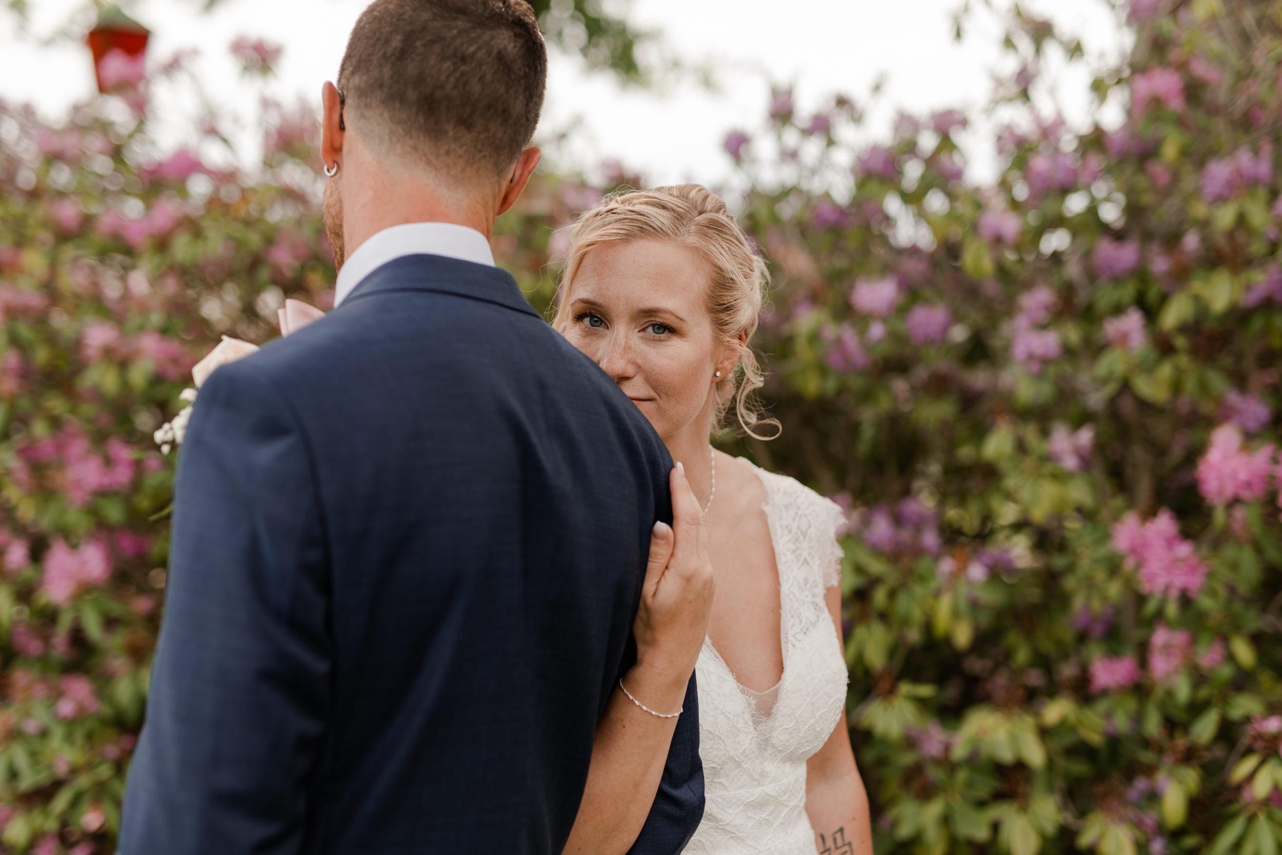 Bröllop på Åmund Vin och Fruktgård