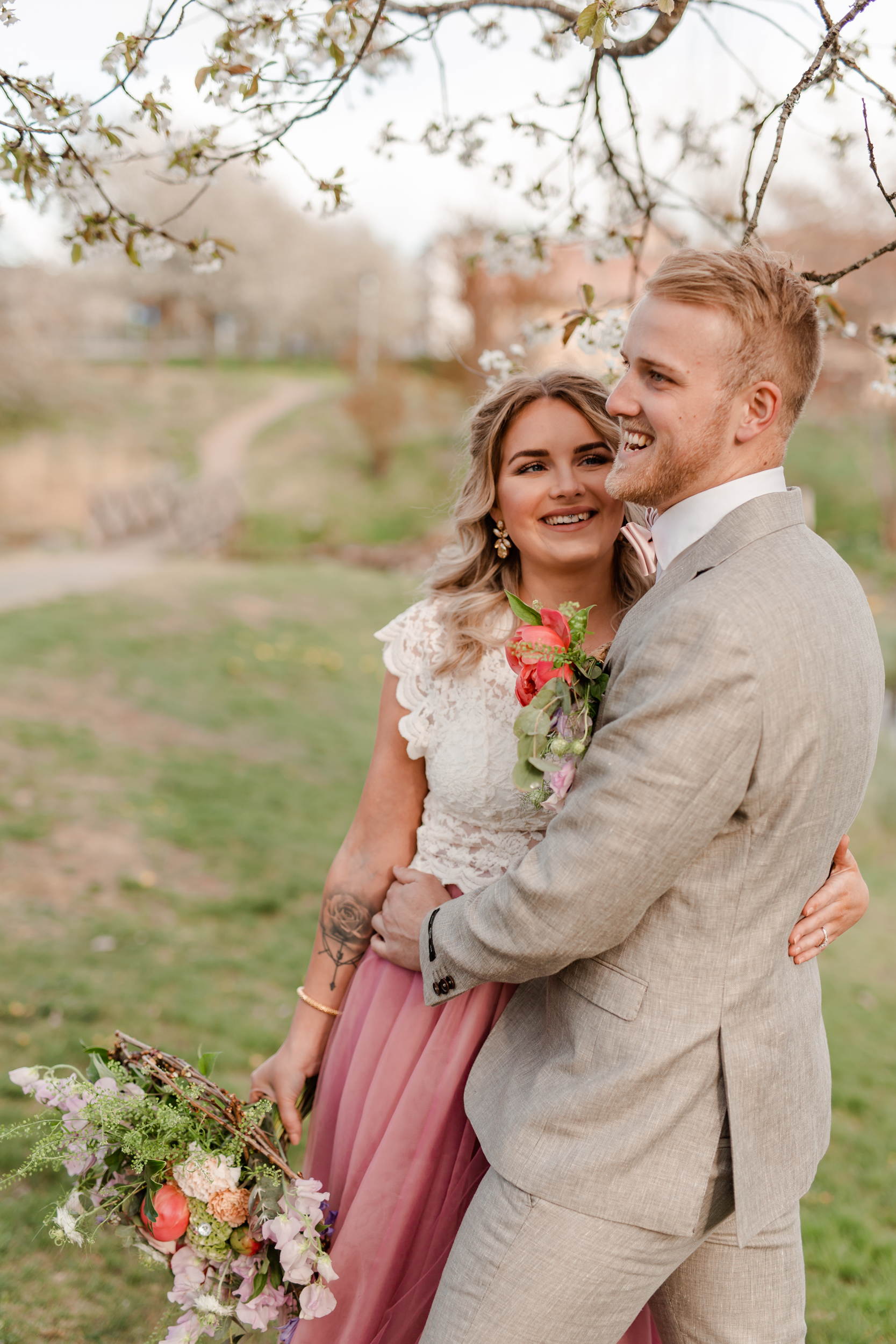 Bröllop i Småland
