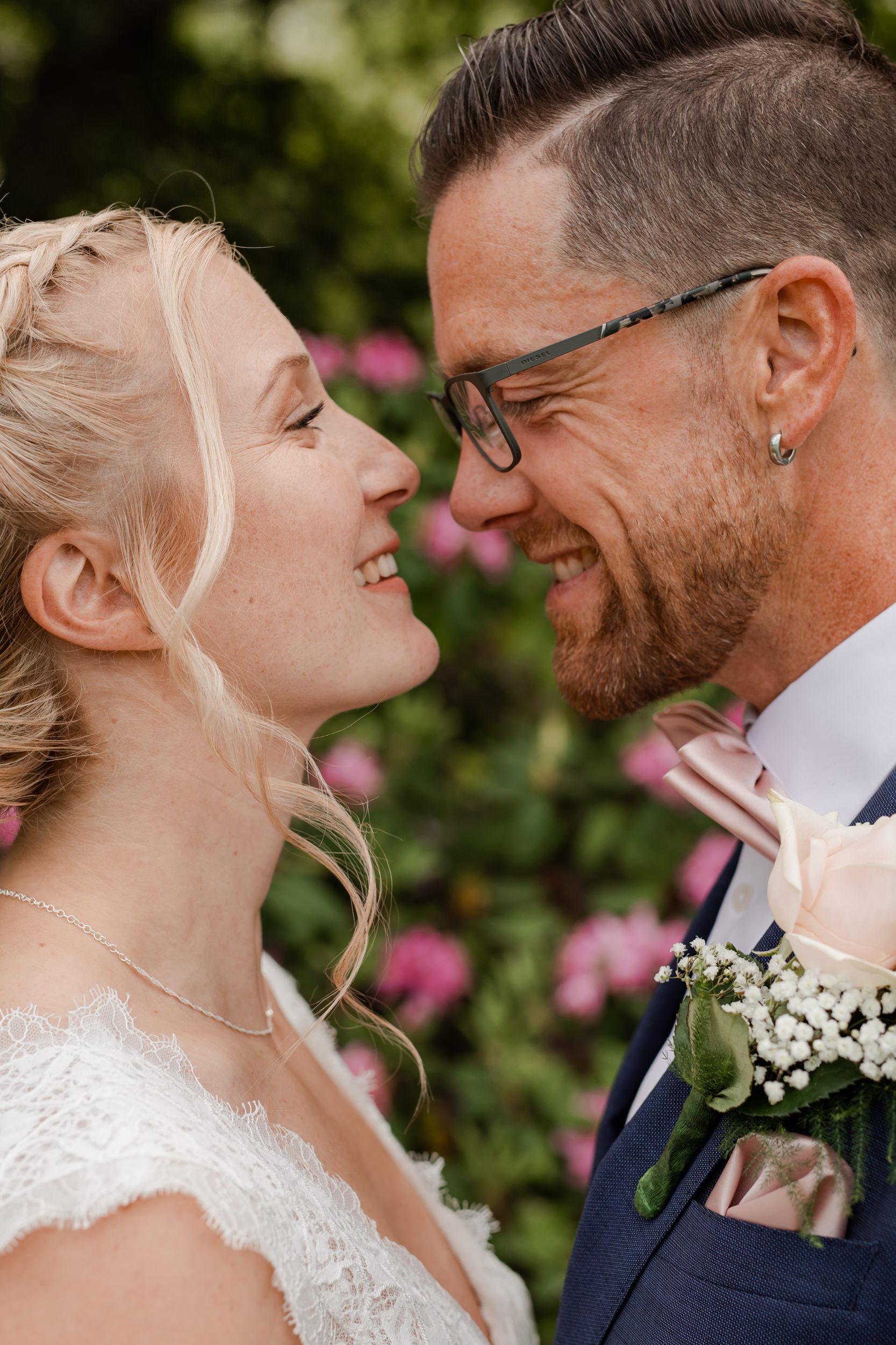 Bröllop på Åmund Vin & Fruktgård i Kalmar