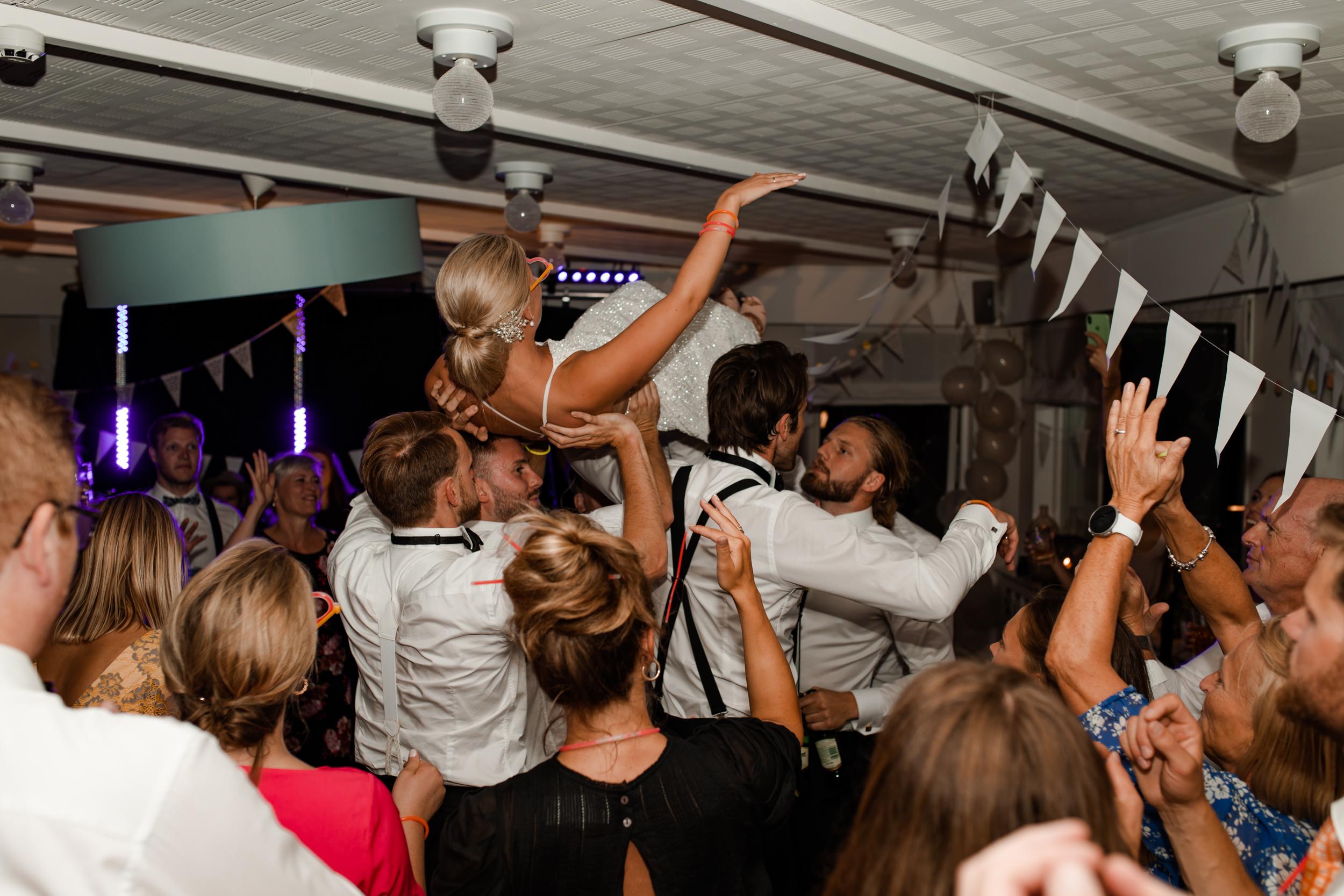 Bröllopsfest på Aspenäs Herrgård