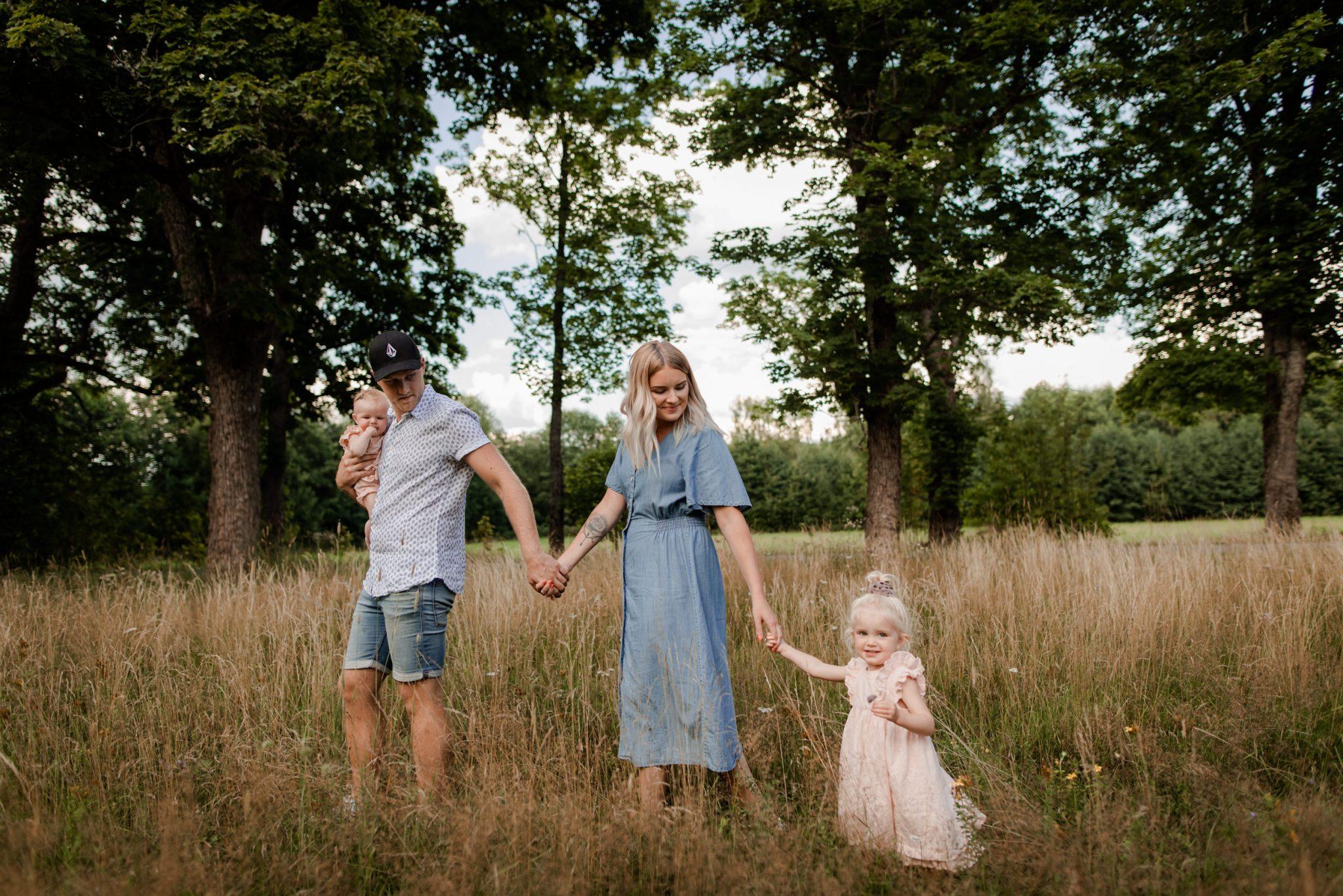 Familjefotografering i Eksjö