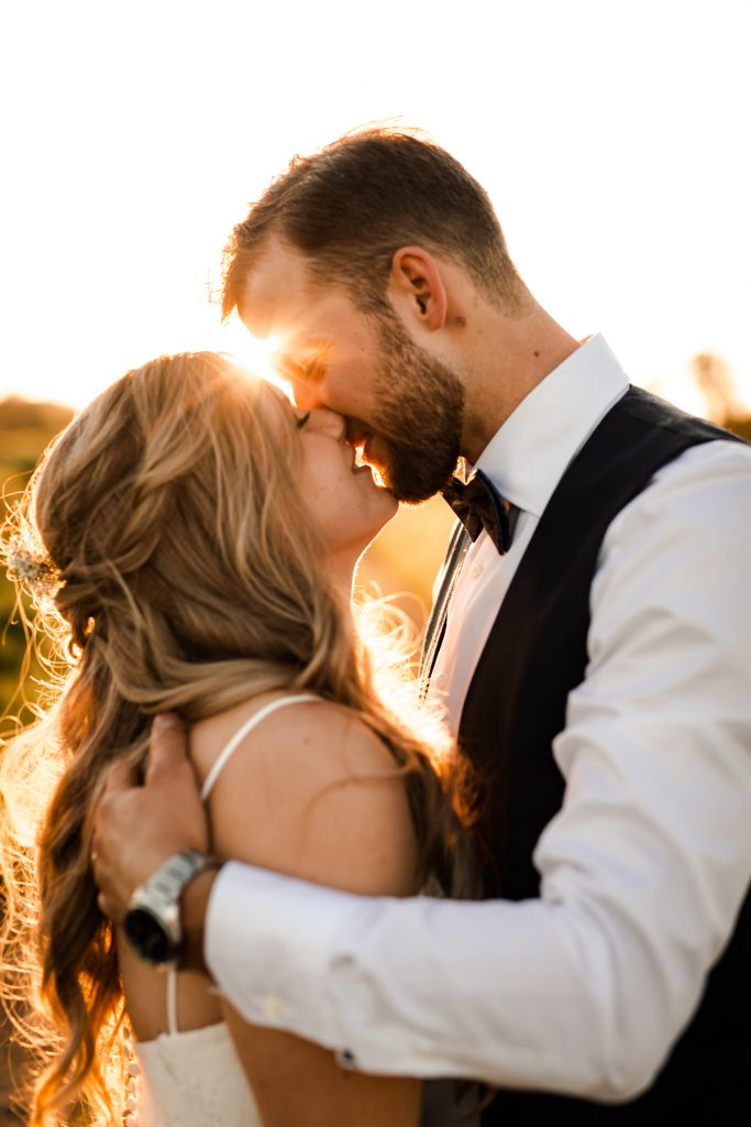 Bröllopsfotografering i Småland