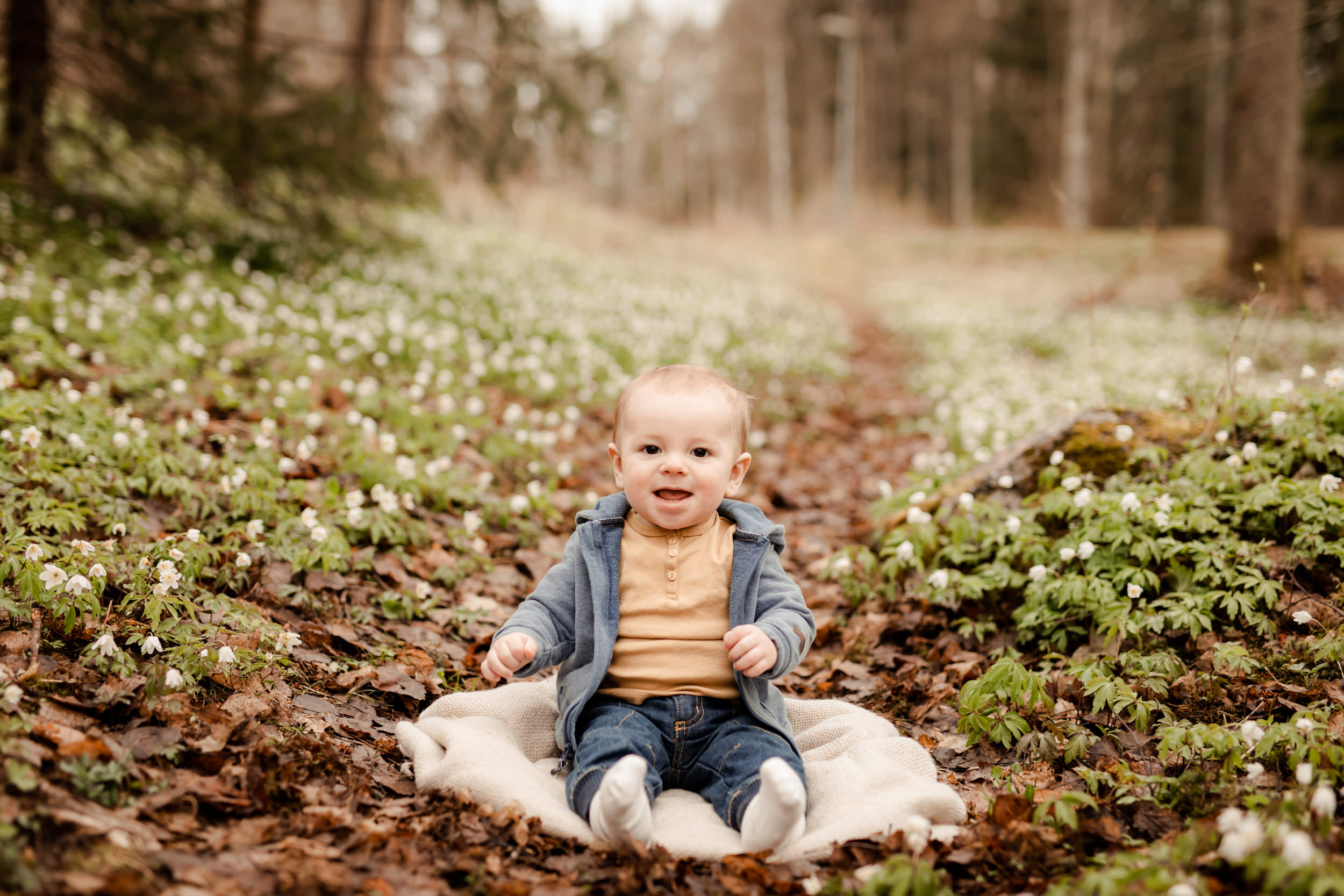 Barnfotografering i Eksjö